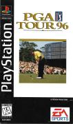 PGA Tour 96 PlayStation Front Cover