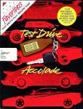 Test Drive Amiga Front Cover
