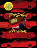 Test Drive Apple II Front Cover