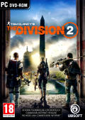 Tom Clancy's The Division 2 Windows Front Cover