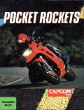 Pocket Rockets Commodore 64 Front Cover