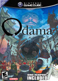 Odama GameCube Front Cover