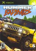 Hummer: Badlands Xbox Front Cover