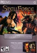 SpellForce: Platinum Edition Windows Front Cover