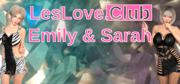 LesLove.Club: Emily and Sarah Windows Front Cover