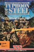 Typhoon of Steel Commodore 64 Front Cover