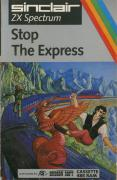 Stop the Express ZX Spectrum Front Cover