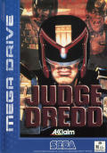 Judge Dredd Genesis Front Cover