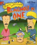 MTV's Beavis and Butt-Head: Bunghole in One Windows Front Cover