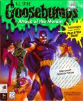 Goosebumps: Attack of the Mutant Windows Front Cover