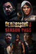 Dead Rising 3: Season Pass Xbox One Front Cover