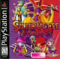 Silhouette Mirage PlayStation Front Cover