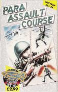 Para Assault Course ZX Spectrum Front Cover
