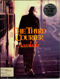 The Third Courier Amiga Front Cover