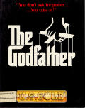 The Godfather: The Action Game Amiga Front Cover