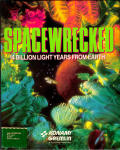 Spacewrecked: 14 Billion Light Years From Earth Amiga Front Cover