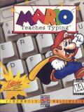 Mario Teaches Typing DOS Front Cover