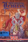 Medieval Lords: Soldier Kings of Europe DOS Front Cover