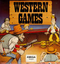 Western Games Amiga Front Cover