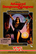 Gateway to the Savage Frontier Amiga Front Cover