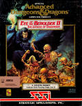 Eye of the Beholder II: The Legend of Darkmoon Amiga Front Cover