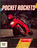 Pocket Rockets Amiga Front Cover
