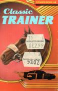 Classic Trainer Commodore 64 Front Cover