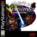 Norse by Norse West: The Return of the Lost Vikings PlayStation Front Cover
