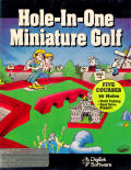 Hole-In-One Miniature Golf Amiga Front Cover