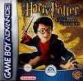 Harry Potter and the Chamber of Secrets Game Boy Advance Front Cover