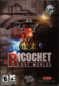 Ricochet Lost Worlds Windows Front Cover