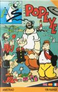 Popeye Amstrad CPC Front Cover