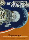 Andromeda Conquest DOS Front Cover