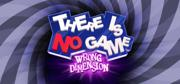 There Is No Game: Wrong Dimension Macintosh Front Cover