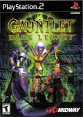 Gauntlet: Dark Legacy PlayStation 2 Front Cover