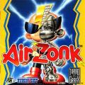 Air Zonk TurboGrafx-16 Front Cover