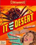 It Came from the Desert Amiga Front Cover