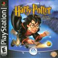 Harry Potter and the Sorcerer's Stone PlayStation Front Cover Also a manual