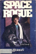 Space Rogue Macintosh Front Cover