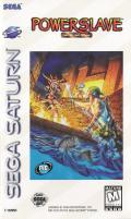 Powerslave SEGA Saturn Front Cover