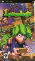 Lemmings PSP Front Cover