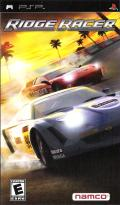 Ridge Racer PSP Front Cover