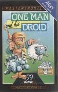 One Man and His Droid Atari 8-bit Front Cover