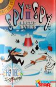 Spy vs. Spy III: Arctic Antics Amstrad CPC Front Cover