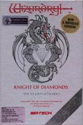Wizardry: Knight of Diamonds - The Second Scenario PC Booter Front Cover