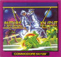 Future Knight Commodore 64 Front Cover
