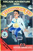 Technician Ted Amstrad CPC Front Cover