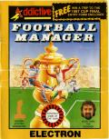 Football Manager Electron Front Cover