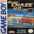 Super Chase H.Q. Game Boy Front Cover