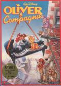 Oliver & Company Atari ST Front Cover